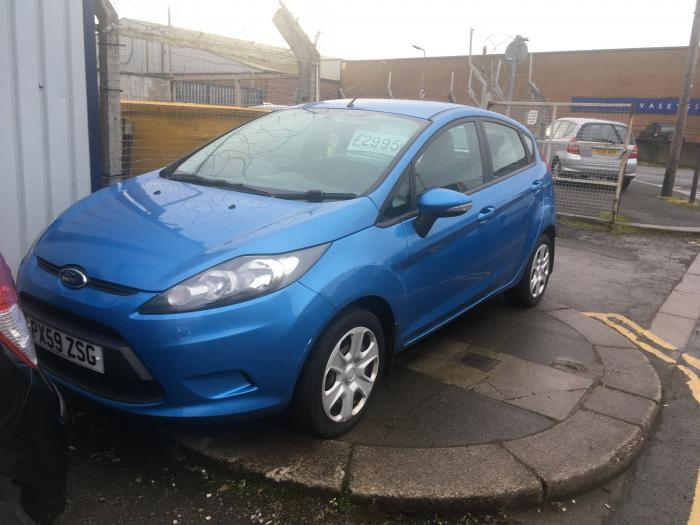 Ford Fiesta style plus 95